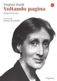 Voltando pagina di Virginia Woolf il Saggiatore