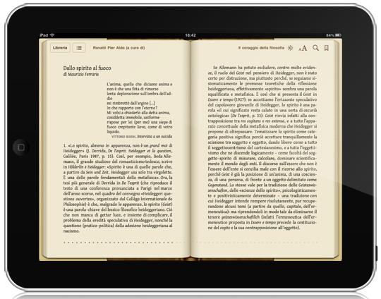 iPad - Il coraggio della filosofia