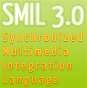 SMIL 3.0 Synchronized Multimedia Integration Language
