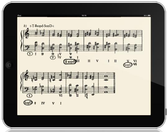 iPad: Zoom immagini