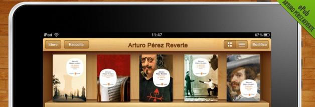Arturo Pérez-Revert in ePub per il Saggiatore