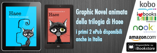 Graphic Novel animata: Trilogia di Haee