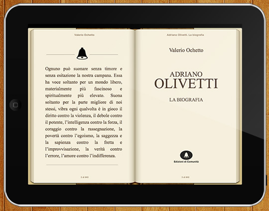 eBook Adriano Olivetti