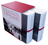 Cofanetto Il Novecento a Bergamo
