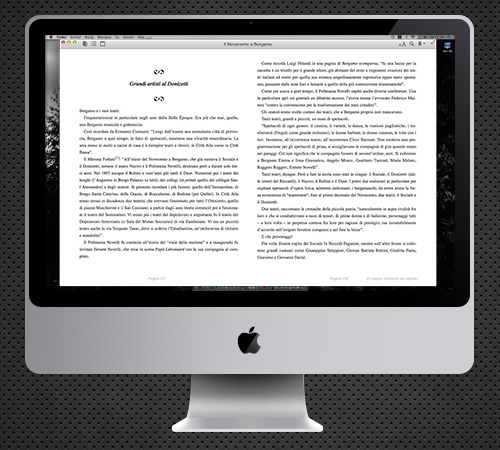 ePub3 su iMac